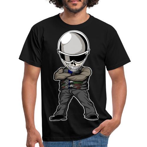 Böser Streetfighter - Männer T-Shirt