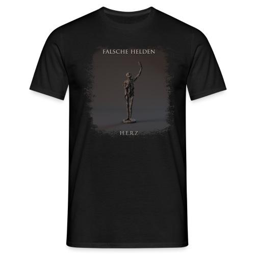 Herz Shirt - Männer T-Shirt