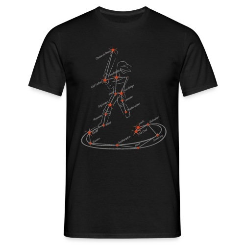 cricket stars - Men's T-Shirt