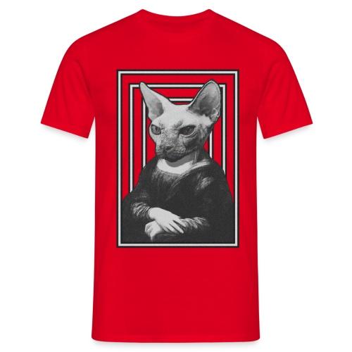 CAT LISA - Camiseta hombre