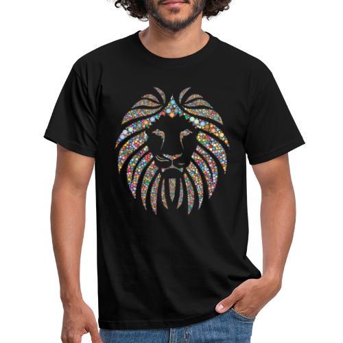 lion design - T-shirt Homme