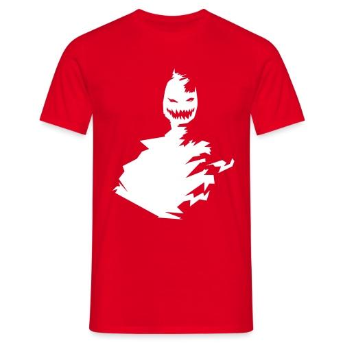 t-shirt monster (white/weiß) - Männer T-Shirt