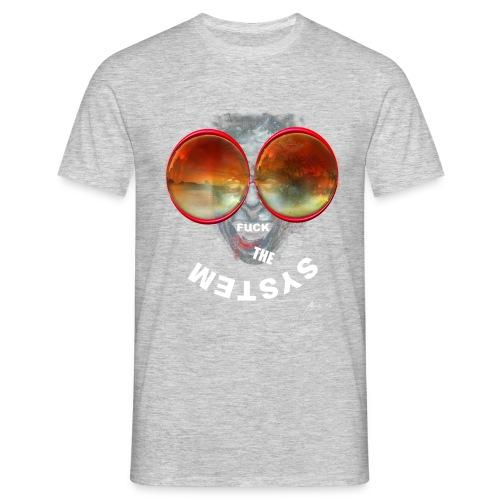 bukowski - Camiseta hombre