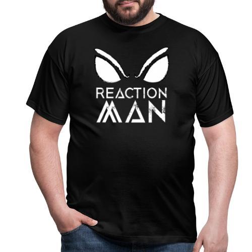 ReactionMan Style - Maglietta da uomo