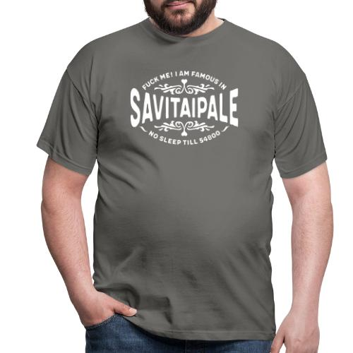 Savitaipale - Fuck Me - Miesten t-paita
