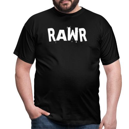 Rawr - Männer T-Shirt