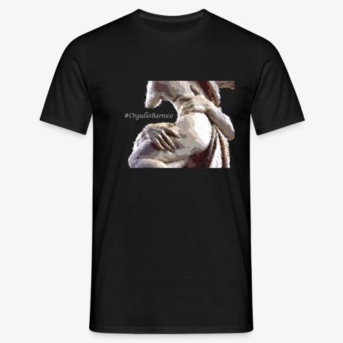 #OrgulloBarroco Rapto difuminado - Camiseta hombre