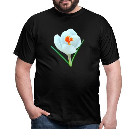 TIAN GREEN - Krokuss 2020 - Männer T-Shirt