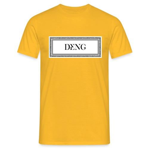 DENG-Druck (Init: Dennis Nguyen) - Männer T-Shirt