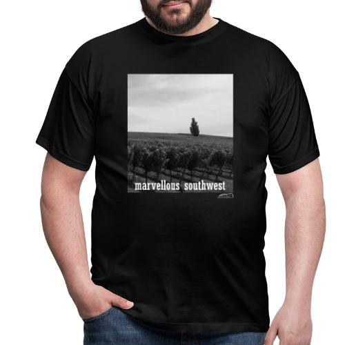 marvellous southwest - Männer T-Shirt