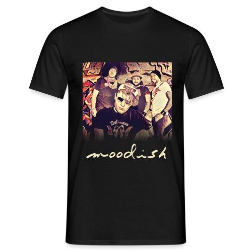 für-schwarze-Shirts - Männer T-Shirt
