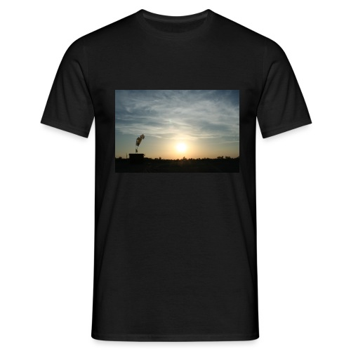 SUNSET by ZOEVANITY - Mannen T-shirt