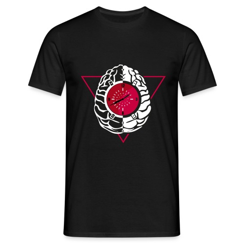 ld face png - T-shirt Homme