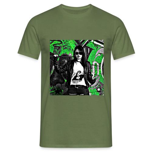 HELLSTARZ LILLIE III - T-shirt Homme