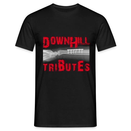 Downhill Tribute2 by Dan B - Männer T-Shirt
