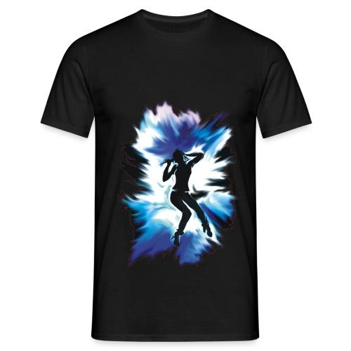 Sing - Männer T-Shirt
