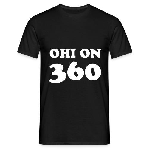 Ohi on 360 cooper - Miesten t-paita