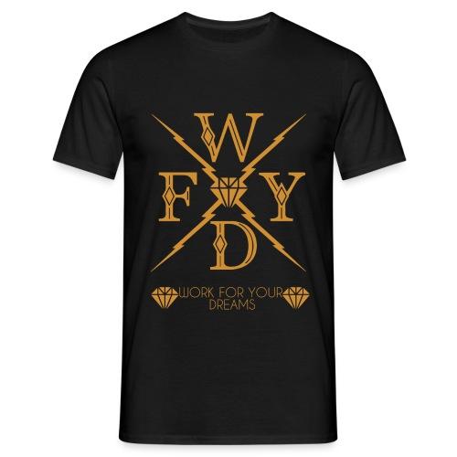 WFYDDOPE GOLD png - Männer T-Shirt