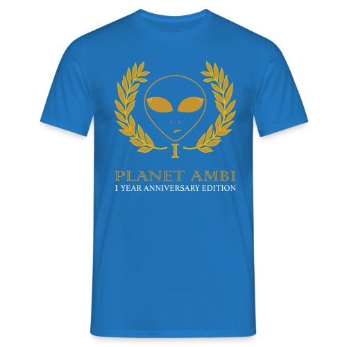 ambi anniversary - Men's T-Shirt