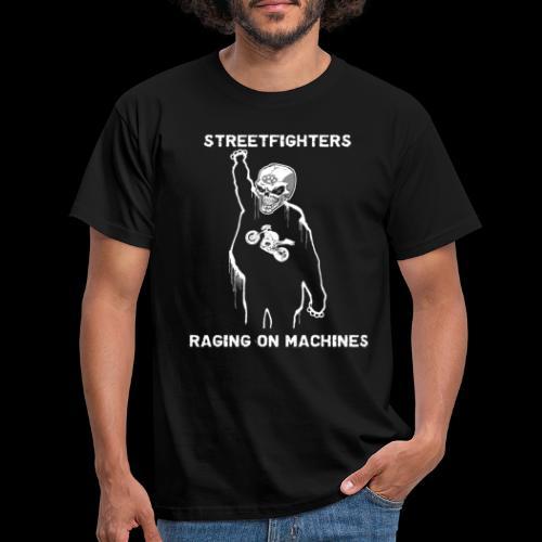Streetfighters - Men's T-Shirt