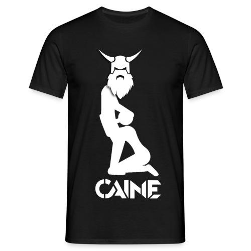 cainelogowhite - Men's T-Shirt