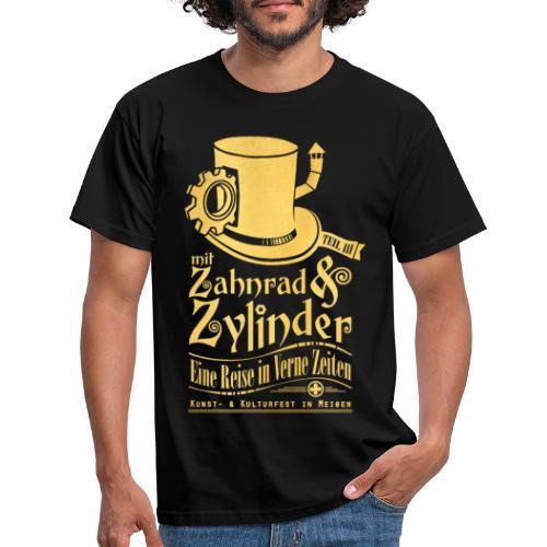 ZuZ 2019 + Brust- & Rückenmotiv - Männer T-Shirt
