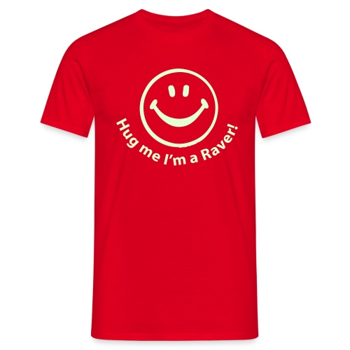 hug - Men's T-Shirt