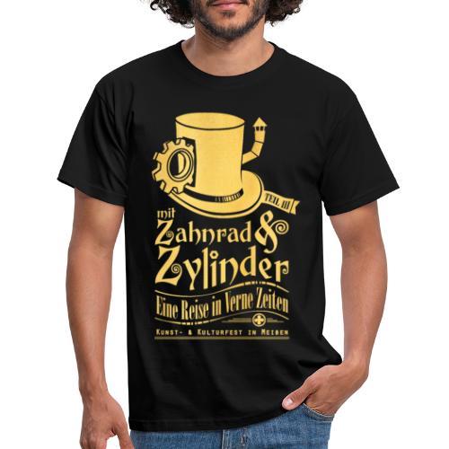 ZuZ 2019 Brustmotiv - Männer T-Shirt
