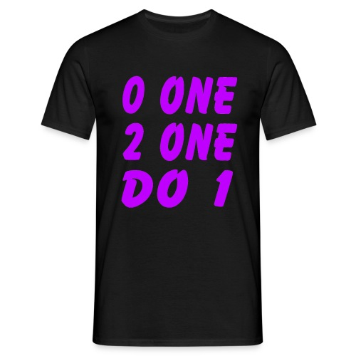 Do 1 - Men's T-Shirt