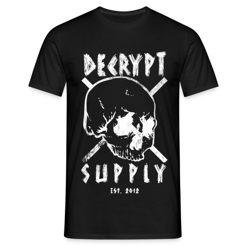 evidence2 - Männer T-Shirt