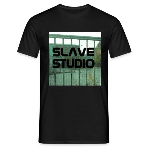 Logo_SLAVE_STUDIO_1518x1572 - Maglietta da uomo