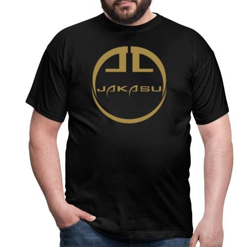 ganz gold - Männer T-Shirt