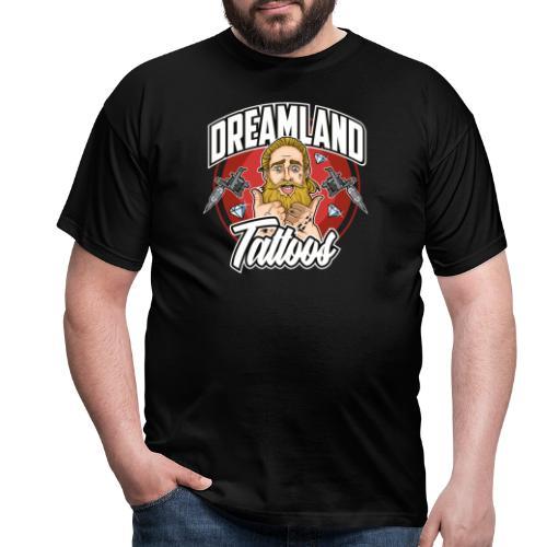 DREAMLAND TATTOO - T-shirt herr