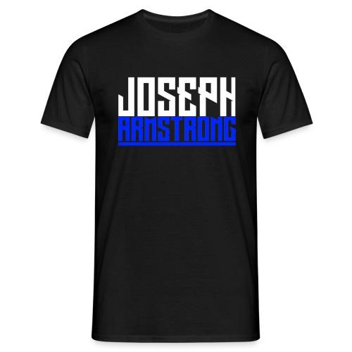 BLUE LOGO - Men's T-Shirt