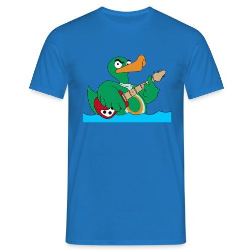 wild duck oHg - Männer T-Shirt