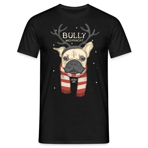 Bully Weihnacht - Männer T-Shirt