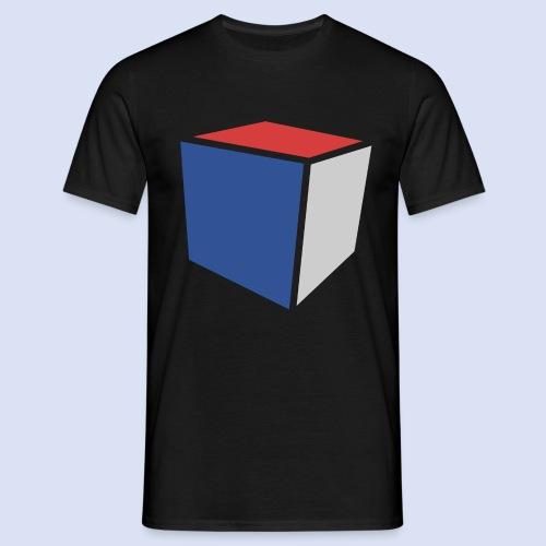 Cube Minimaliste - T-shirt Homme