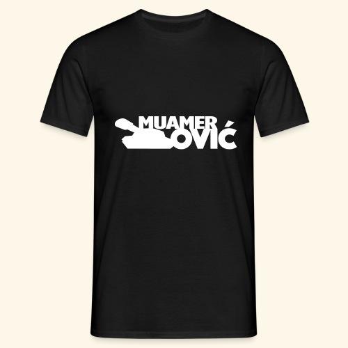 tankovic_vit_tryck - T-shirt herr