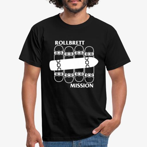 Mission Hommage - Männer T-Shirt