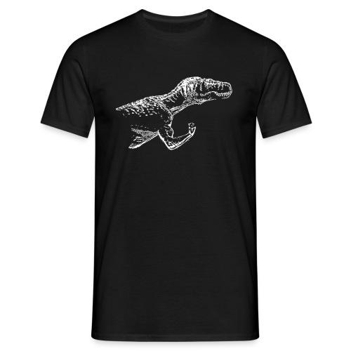 Tyrannosaurus Flex - Men's T-Shirt