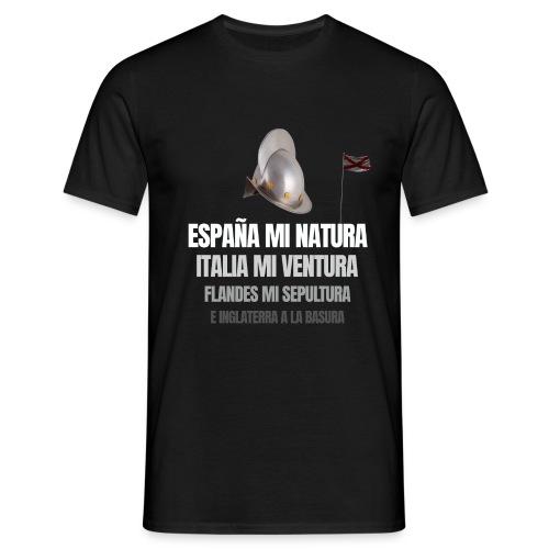Frase de Los Tercios (modificada) - Camiseta hombre