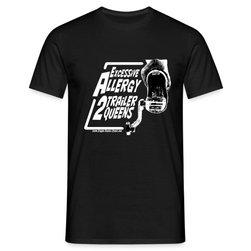 Excessive Allergy 2 Trailer Queens White - T-shirt Homme