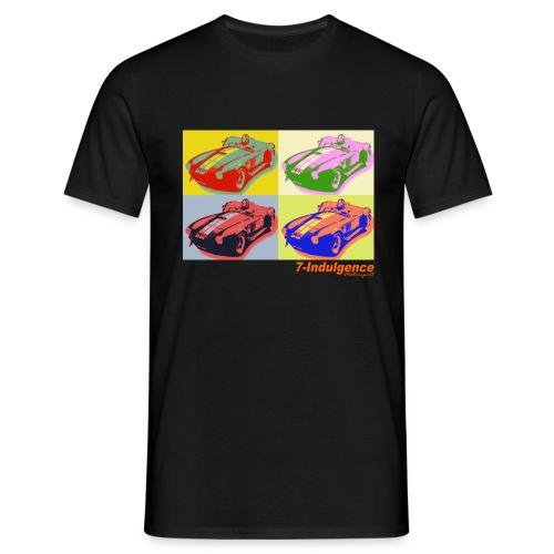 cobrapopart7 - Men's T-Shirt