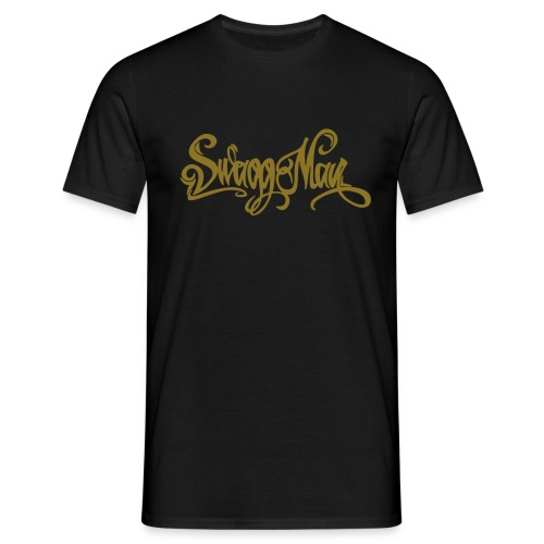 Swagg Man logo - T-shirt Homme