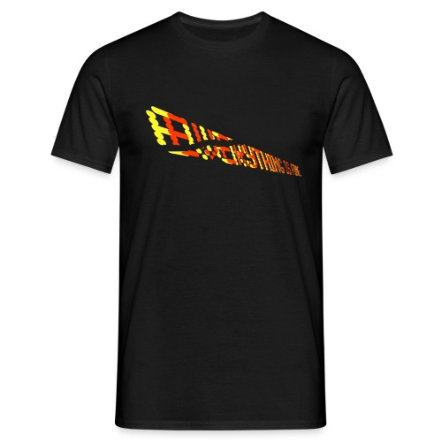 BENBO EVERYTHING IS FINE - Men's T-Shirt