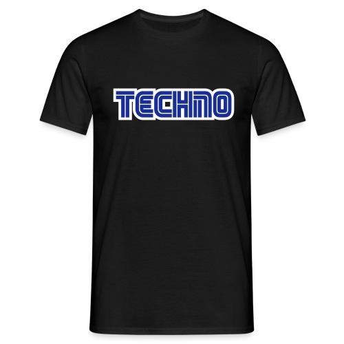 Techno 2 - Men's T-Shirt