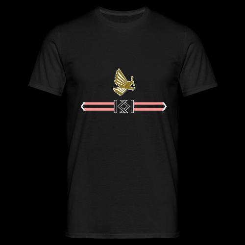 ai_vorlage_rosa_zapfhahn - Männer T-Shirt