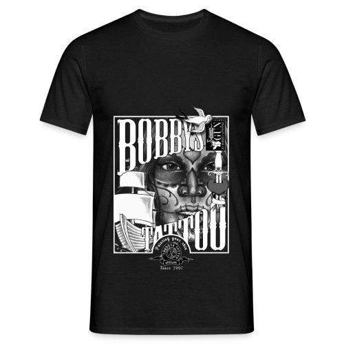 shipping - T-shirt herr