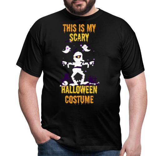 Scary Halloween Costume - Men's T-Shirt