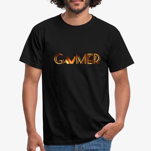 100% gamers - Men's T-Shirt